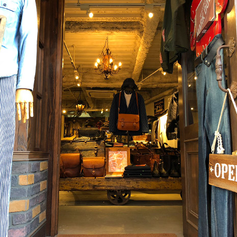 Smart Clothing Store Machida_写真2
